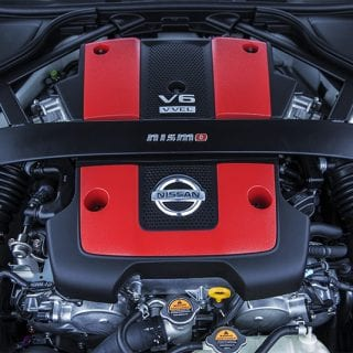 2015 Nissan 370Z Nismo Concept Photos Engine