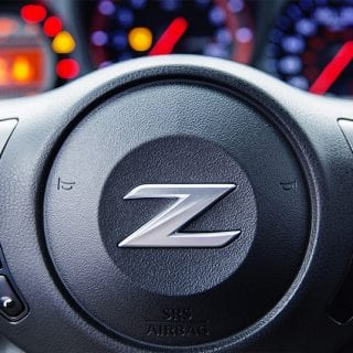 2015 Nissan 370Z Nismo Concept Photos Steering Wheel