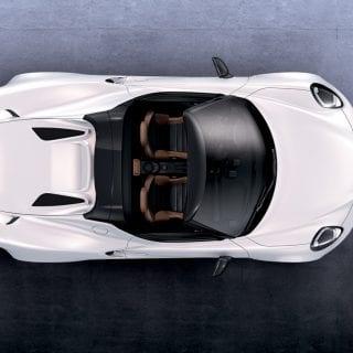 Alfa Romeo 4C Spider Top