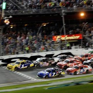 Daytona NASCAR Nationwide Results 2014 ( Kasey Kahne )