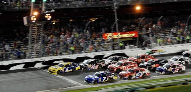 Daytona NASCAR Nationwide Results 2014