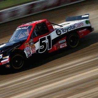 Erik Jones Eldora Truck Race Practice Times 2014 ( Mudsummer Classic )