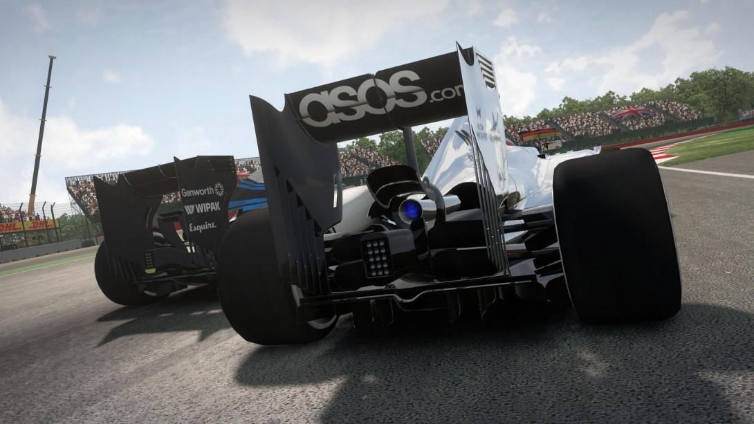F1 2014 Game Trailer Video ( Car )