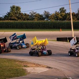 Fort Wayne Baer Field Speedway Closed ( Sprint Car Racing )