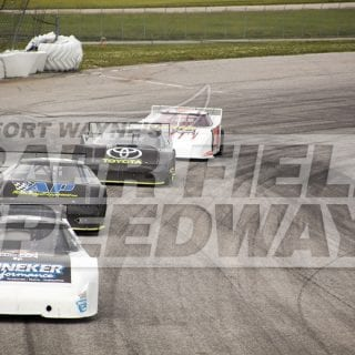 Fort Wayne Baer Field Speedway Closed ( Super Late Model Racing )