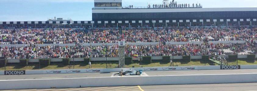 IndyCar Pocono Results 2014