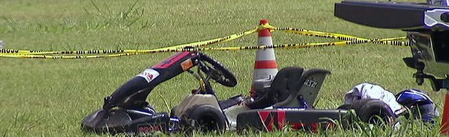 Kierstin Eaddy 14 Year old Go Kart Driver Killed
