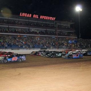 MLRA Diamond Nationals Lucas Oil Speedway 2014 Results