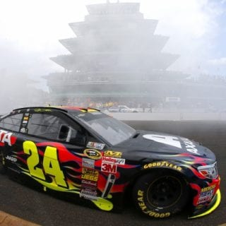 NASCAR Brickyard 400 Results 2014 Jeff Gordon