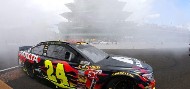 NASCAR Brickyard 400 Results 2014