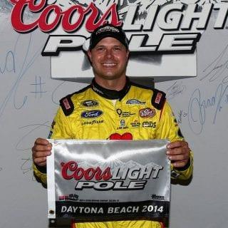 NASCAR Daytona Qualifying Results 2014