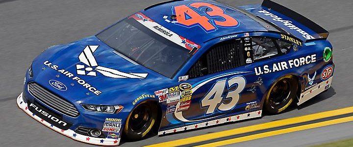 NASCAR Daytona Results 2014