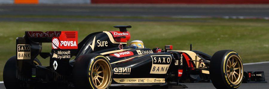 New F1 Wheels Test Photos