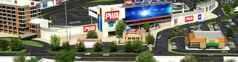 SPARC New Cooper Stadium Speedway Project Underway