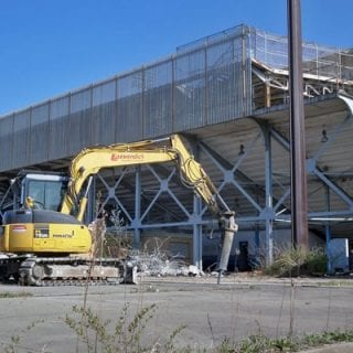SPARC Sports Pavilion and Automotive Research Complex Construction