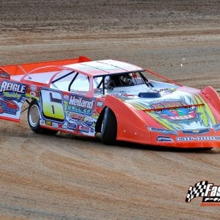 Travis Dickes Racing Dirt Late Model Lucas Oil MLRA Driver Website Design