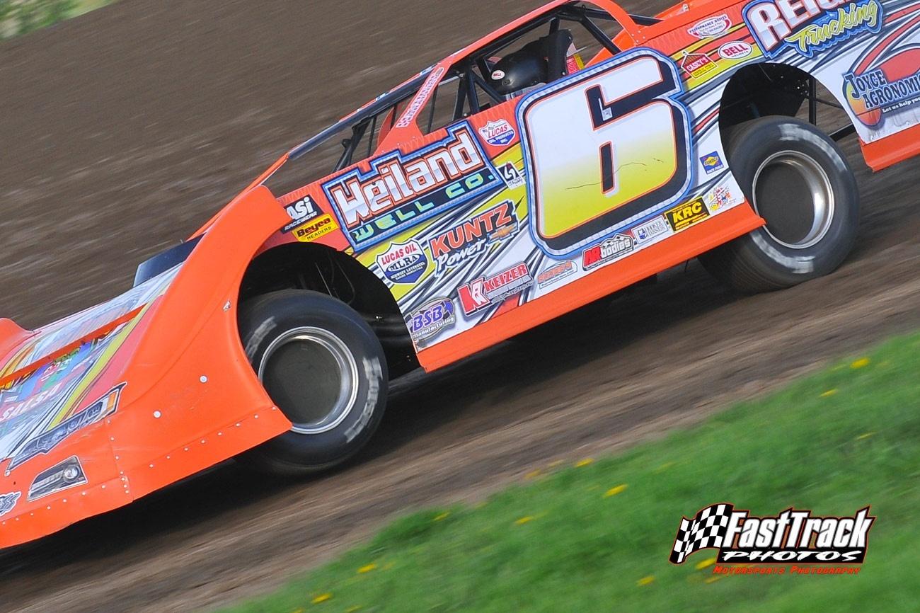 Travis Dickes Racing Lucas Oil Driver Website Design