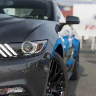 American Muscle Car Show 2015 Mustang