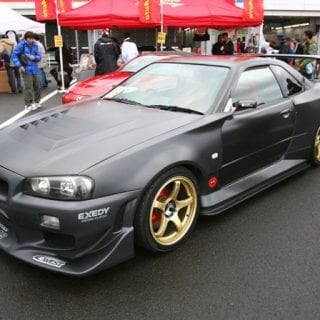 DOT:EPA 25 Year Rule White House Petition Nissan Skyline GT-R R34 Flat Black
