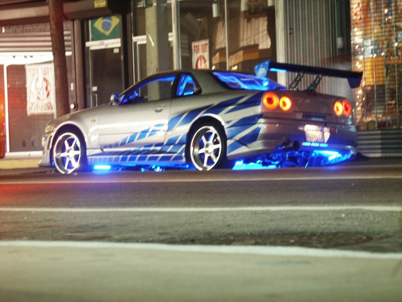 Nissan Skyline Gt R News Automotive And Photos Pink Gtr R34 Most Fans Have Come Across The Idea Of Owning One At Some Point In Their Life