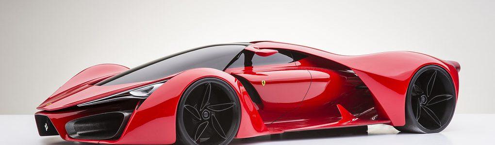 Ferrari F80 Adriano Raeli Concept