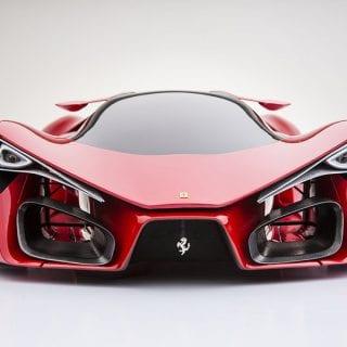 Ferrari F80 Concept By Adriano Raeli Front