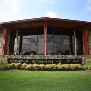 International Motorsports Hall of Fame Building