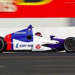 Mikhail Aleshin Crash Indycar Driver Awake