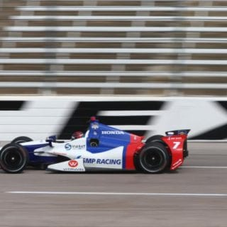 Mikhail Aleshin Crash Indycar Driver In Serious Condition