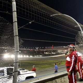 Mikhail Aleshin Crash Indycar Driver In Serious Condition Fontana Hole In Fence