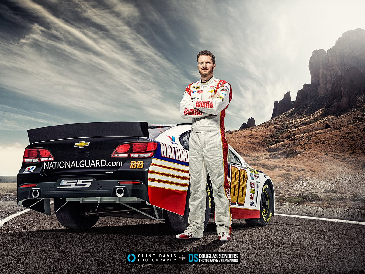 2014 Chase Drivers in NASCAR Sprint Cup Series Dale Jr