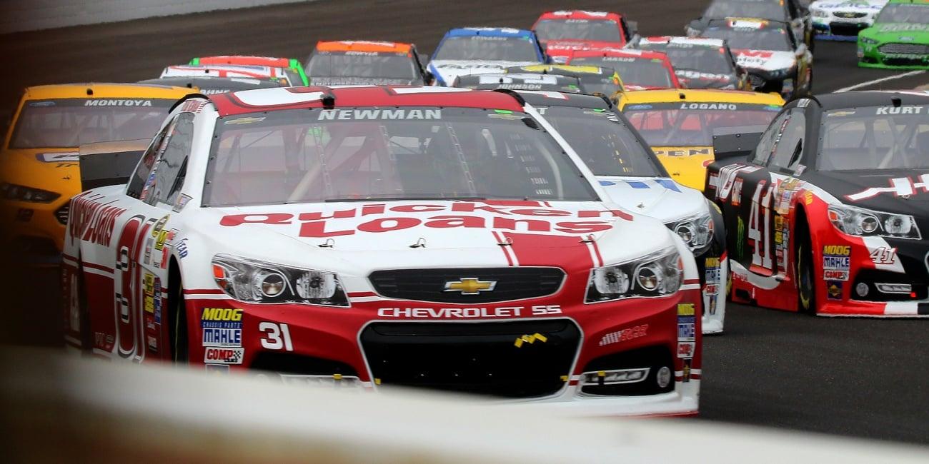 2015 NASCAR Rules Change Includes Rain Tires Less Horsepower