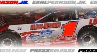 Dunn-Benson Ford Motorsports Earl Pearson Jr Photos
