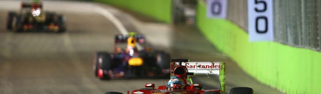 Scuderia Ferrari Motor Oil From Natural Gas Says Shell