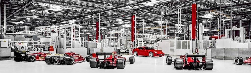 Ferrari $25M Stake In F1 Holding Company Delta Topco