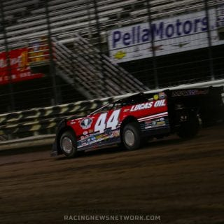Knoxville Bobby Labonte Racing Closing In 2015 Longhorn Chassis Photos