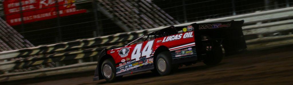 Dunn-Benson Ford Motorsports Driver Earl Pearson Jr in 2015