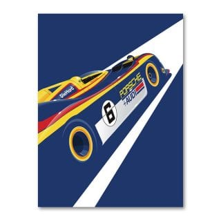Racing Art Collection by Racer Magazine Porsche 917