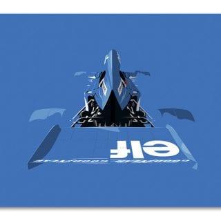 Racing Art Collection by Racer Magazine Ricardo Santos Tyrrell