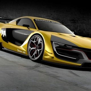 Renault RS 01 Photos Front