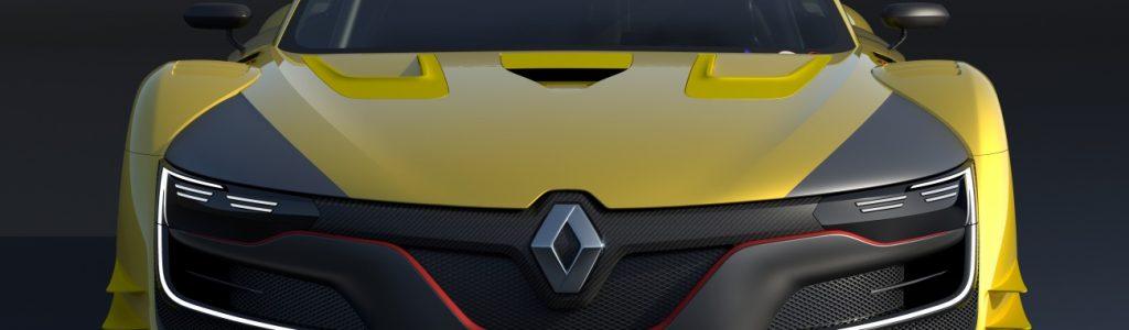 Renault RS01 Photos