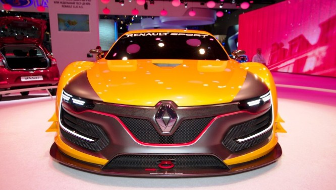 Renault RS 01 Photos Real Concept