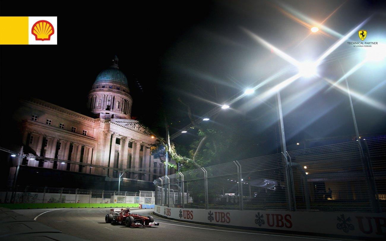 Scuderia Ferrari Motor Oil From Natural Gas Says Shell Motorsport