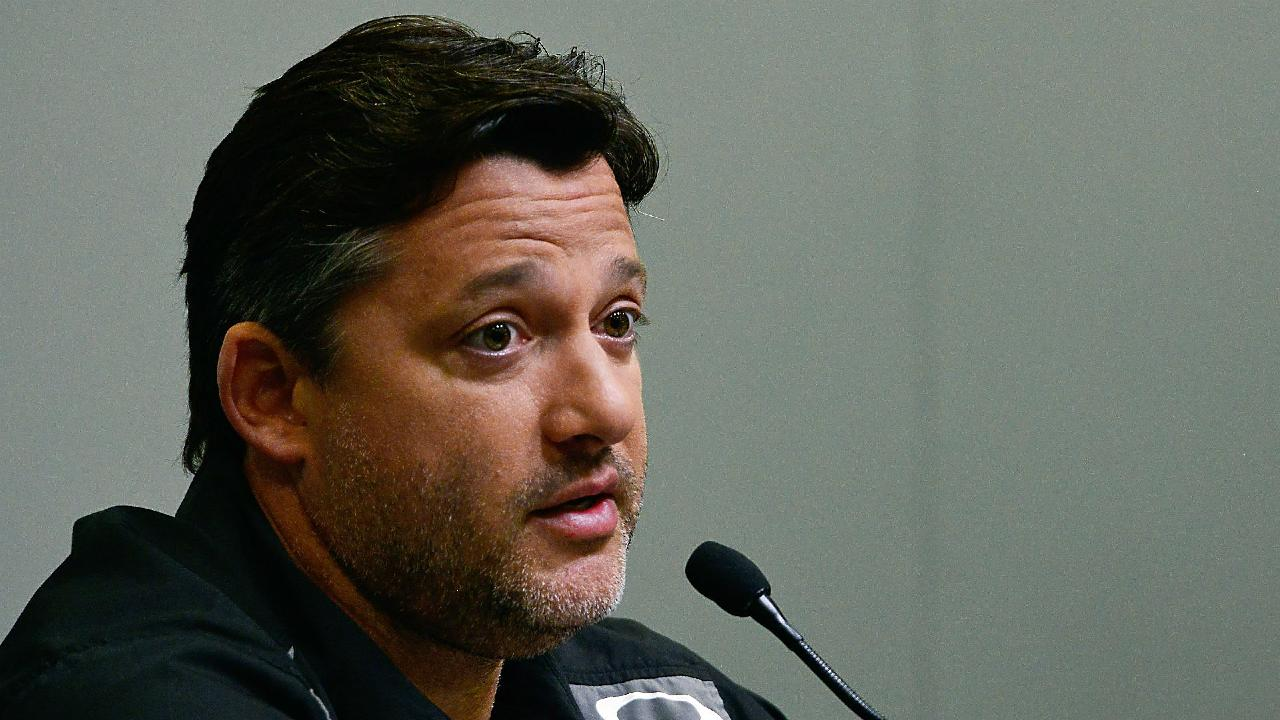 Tony Stewart Press Conference Video