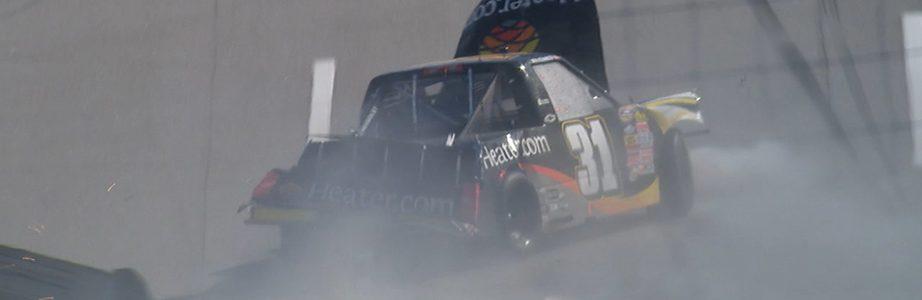 2014 NASCAR Talladega Truck Results