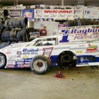 CJ Rayburn Racecars House Car