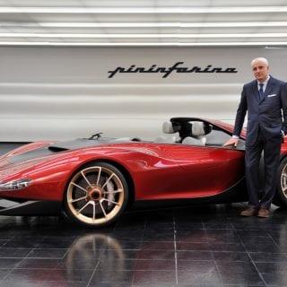 Ferrari Sergio Pininfarina Supercar Design Photo