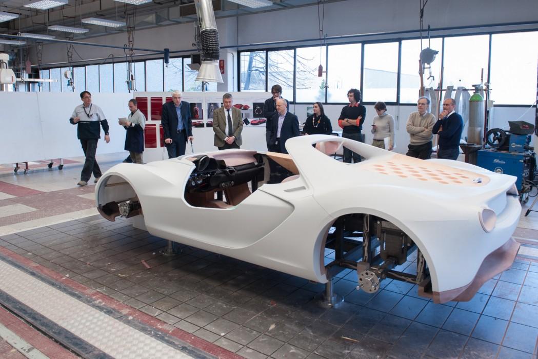 Ferrari Sergio Order By Invatation Only Supercar News