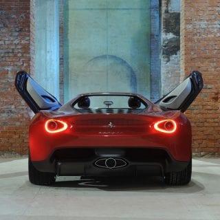 Ferrari Sergio Supercar Doors Photo