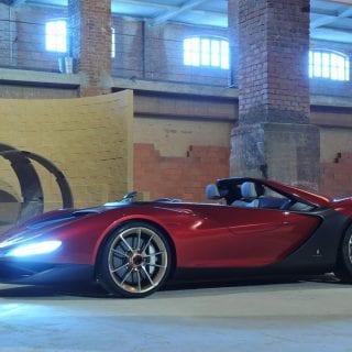 Ferrari Sergio Supercar Photo